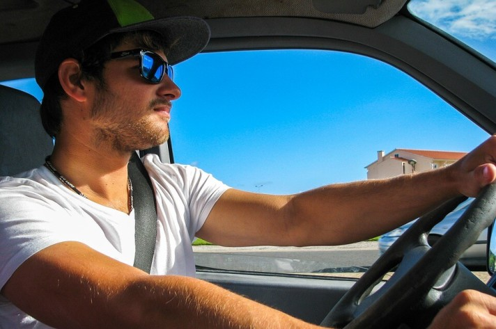 Kacamata Menyetir Mobil 1