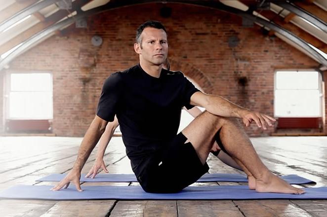 Giggs 2 -Sports Yoga